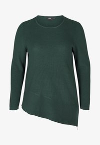 Zizzi - Jumper - green - 0