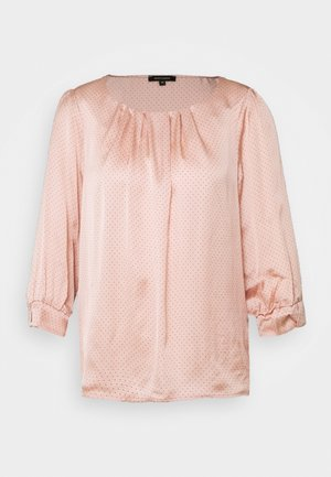 DOT BLOUSE ACTIVE - Bluser - light pink