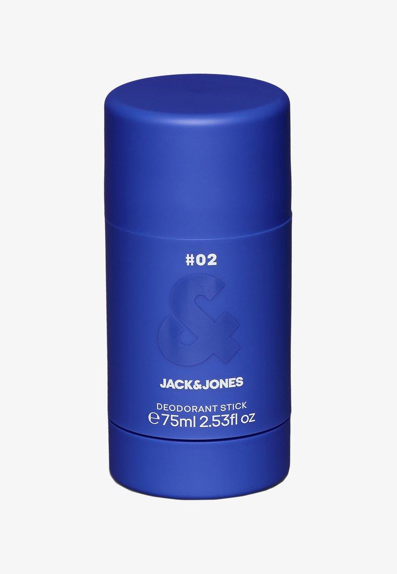 JACK & JONES Fragrances - BLUE JJ DEO STICK  - Woda kolońska - surf the web
