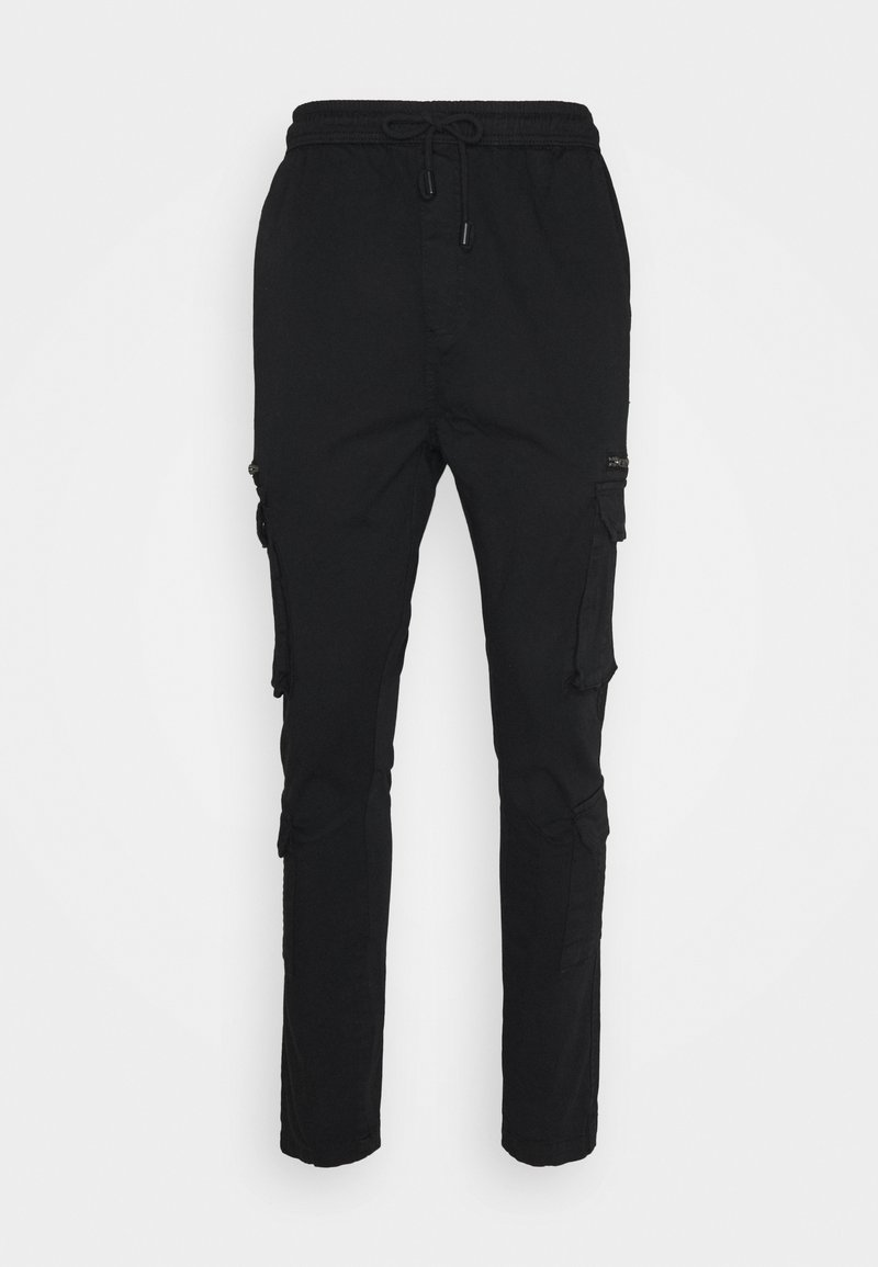 Good For Nothing - Cargo trousers - black