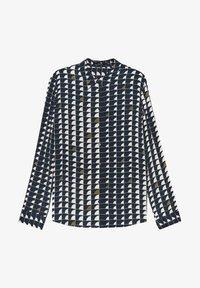 someday. - Zameru - Button-down blouse - bleu - 2