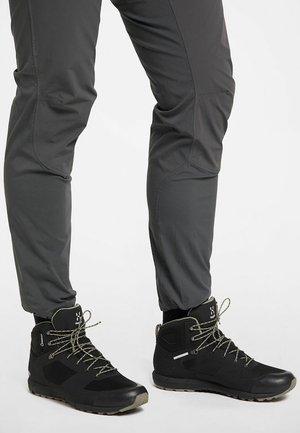 L.I.M MID PROOF ECO  - Hiking shoes - true black