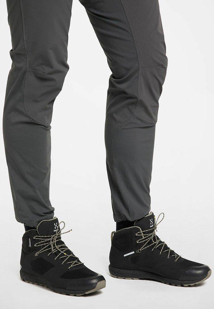 Haglöfs - L.I.M MID PROOF ECO  - Hiking shoes - true black