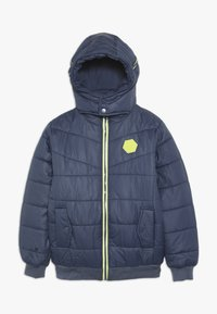 Lemon Beret - TEEN BOYS JACKET - Winterjas - navy blazer - 0