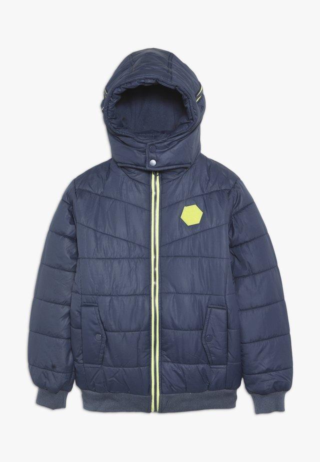 TEEN BOYS JACKET - Winter jacket - navy blazer