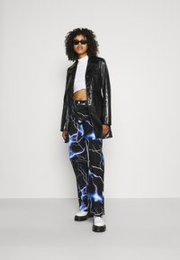 Jaded London - LIGHTNING - Jeans straight leg - blue - 1