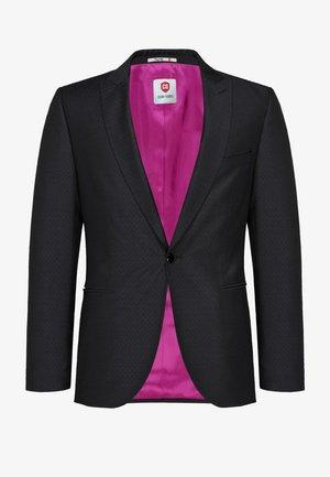 CG PETE SS - Blazer jacket - schwarz