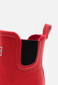 Reima - RAIN BOOTS ANKLES UNISEX - Wellies - red - 5