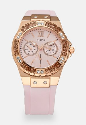 Horloge - rosegold-coloured