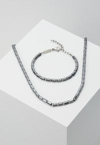 Breil - KRYPTON GIFT SET - Necklace - silver-colouored - 0