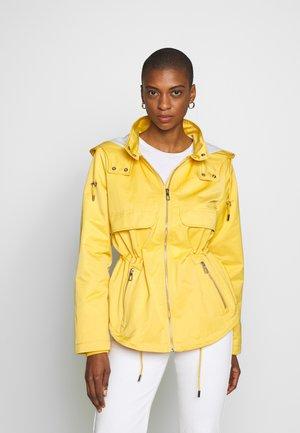 SMART - Parka - yellow