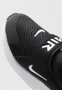 Nike Sportswear - AIR MAX 270 EXTREME - Slip-ons - black/white - 2