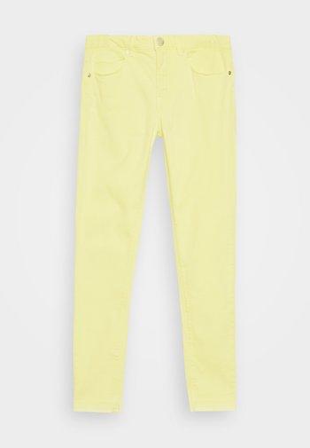 ELMA - Jeans Skinny Fit - fresh lemon