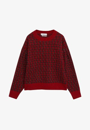 ELISEO - Pullover - rot