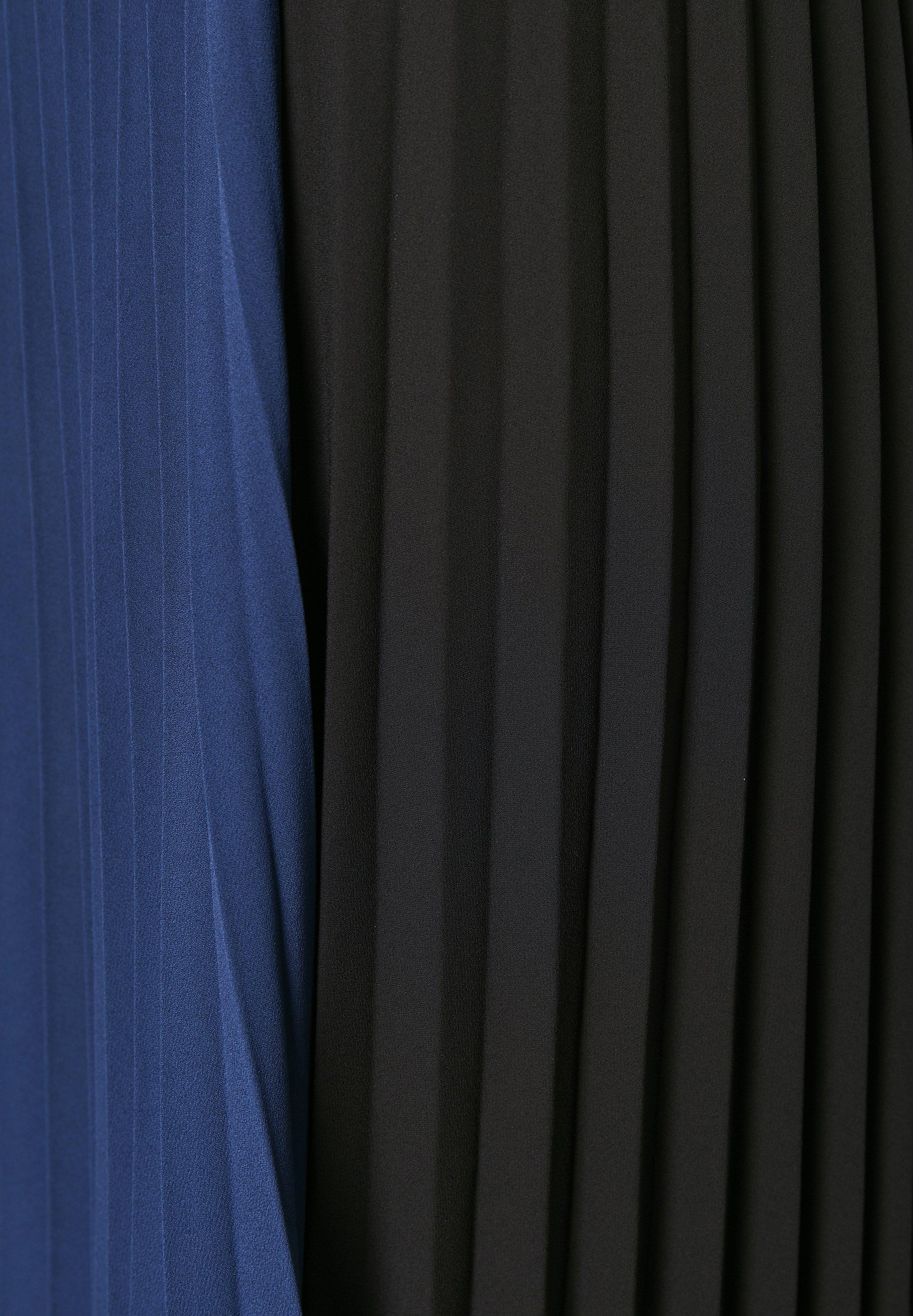 Shop Women's Clothing InWear FRANKAIW  A-line skirt ink blue/ black gqzqNZaTj