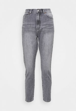NORA - Vaqueros boyfriend - washed grey