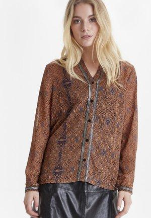 PZMADONNA  - Button-down blouse - apricot