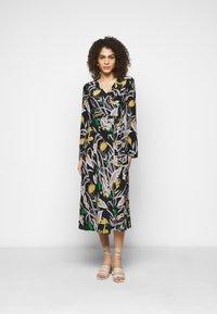 Diane von Furstenberg - TILLY DRESS - Day dress - black - 0
