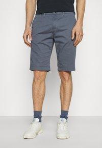TOM TAILOR DENIM - Shorts - urban medium grey - 0