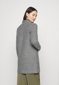 ONLY - ONLSOHA ADALINE COATIGAN  - Classic coat - medium grey melange - 2