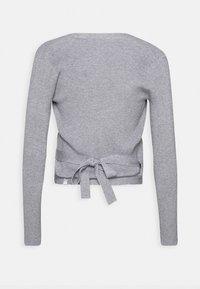 Capezio - WRAP - Training jacket - light grey - 1