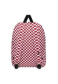 Vans - UA OLD SKOOL III BACKPACK - Rucksack - chili pepper checkerboard - 2