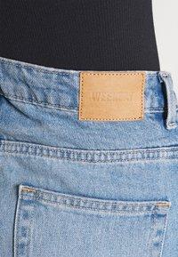 Weekday - VOYAGE ECHO - Straight leg jeans - verona blue - 4
