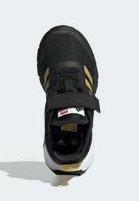 adidas Performance - X LEGO® SPORT  - Sneakersy niskie - black - 3