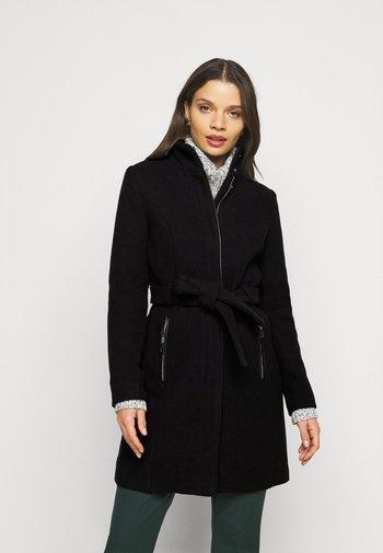 VMCLASSBESSY JACKET - Klasyczny płaszcz - black