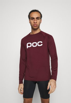 REFORM ENDURO - Long sleeved top - red