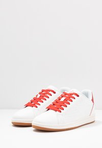 Trussardi Jeans - Trainers - white/red - 2