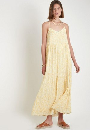Maxi dress - jaune citron