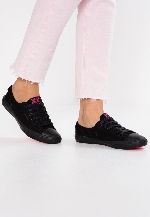PRO - Baskets basses - black