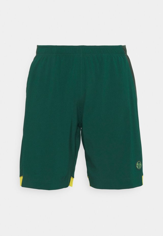 MELBOURNE MAN - Pantaloncini sportivi - pine grove