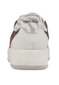 IGI&CO - Sneakers laag - bianco/grigio - 3