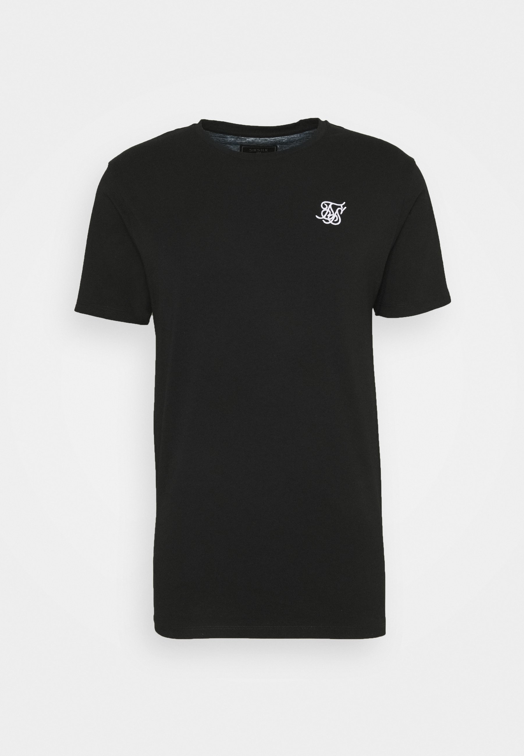 Men SPACE DYE ROLL SLEEVE TEE - Basic T-shirt