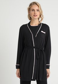kate spade new york - ROBE - Župan - black - 0