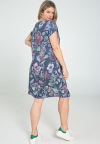Paprika - Day dress - indigo - 2