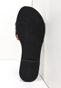 Havaianas - TROPEZ - T-bar sandals - blue - 3