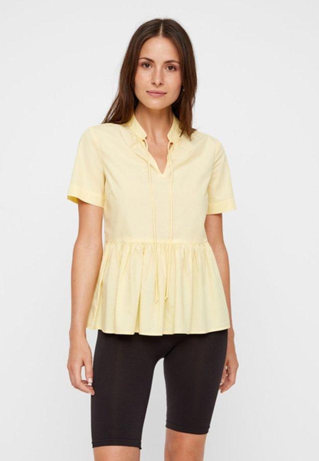 Bluzka - mellow yellow