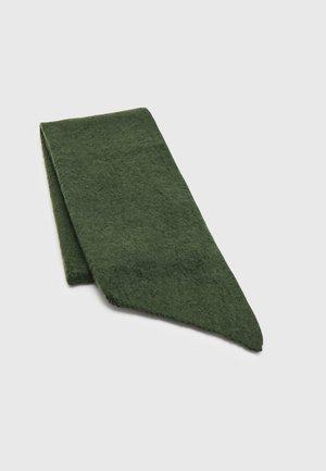 PYRON LONG SCARF - Sjaal - dark green