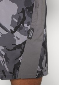 adidas Performance - AEROREADY PRIMEBLUE TRAINING SHORTS - Sports shorts - dovgry/grefou/black - 5