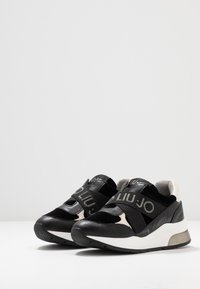 LIU JO - KARLIE - Nazouvací boty - black - 3