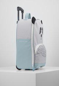 Lässig - ABOUT FRIENDS PAU PANDA - Wheeled suitcase - grey - 4