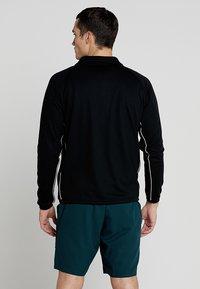 Nike Performance - JACKET - Training jacket - black/white - 2