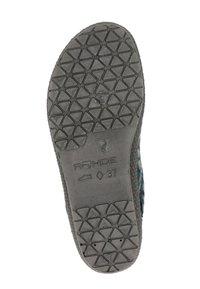 Rohde - Pantoffels - blauw - 3