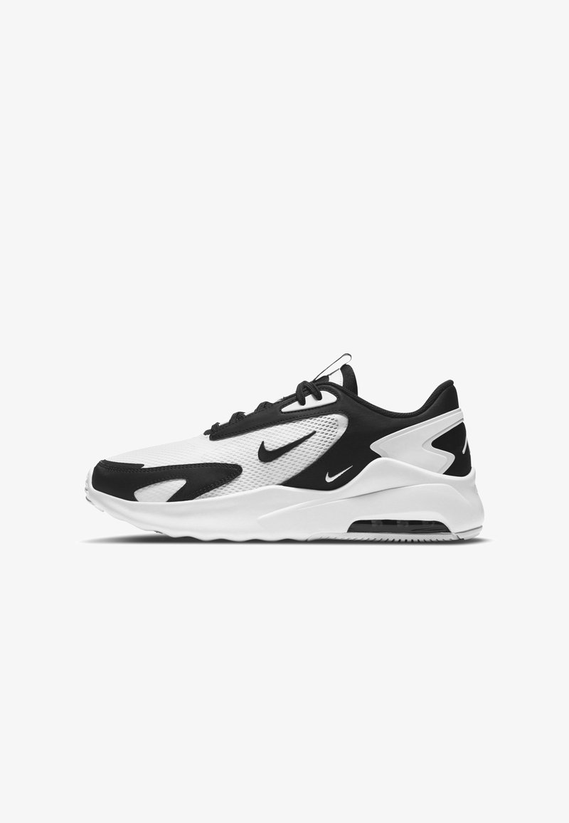 Nike Sportswear - MAX BOLT - Matalavartiset tennarit - white/white/black