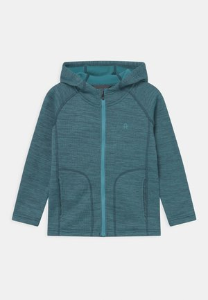 HOOD UNISEX - Fleece jacket - dark blue