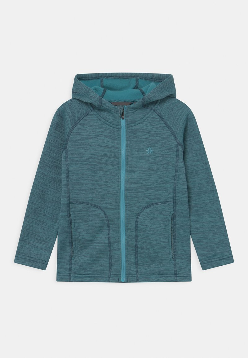 Color Kids - HOOD UNISEX - Fleece jacket - dark blue