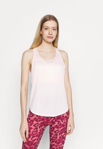 TECH VENT TANK - Treningsskjorter - beta tint